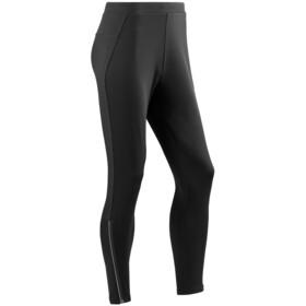 cep Winter Run Pants Women, nero